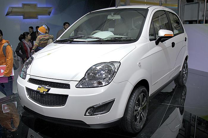 Upgraded version of Chevrolet Spark