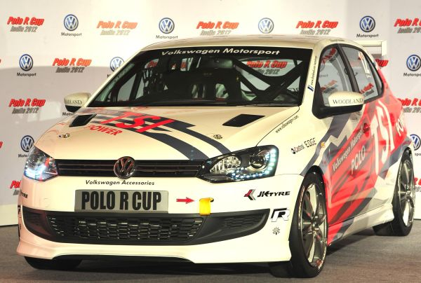 VW launches TSI Race Polo for the 2012 Polo R Cup