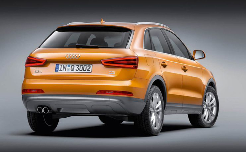Audi Q3 clocks 500 bookings within 5 days from launch