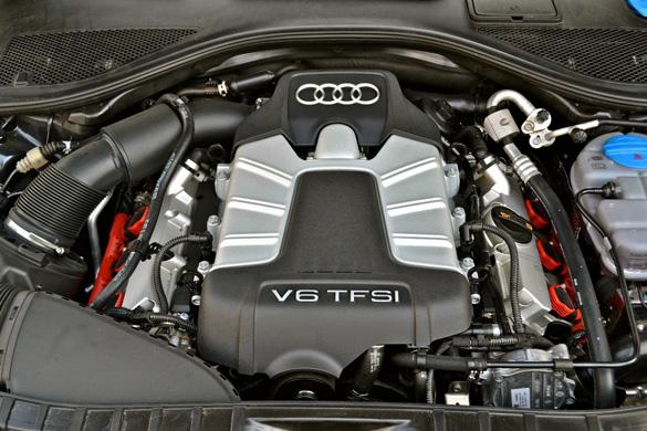 Audi s4 tfsi engine