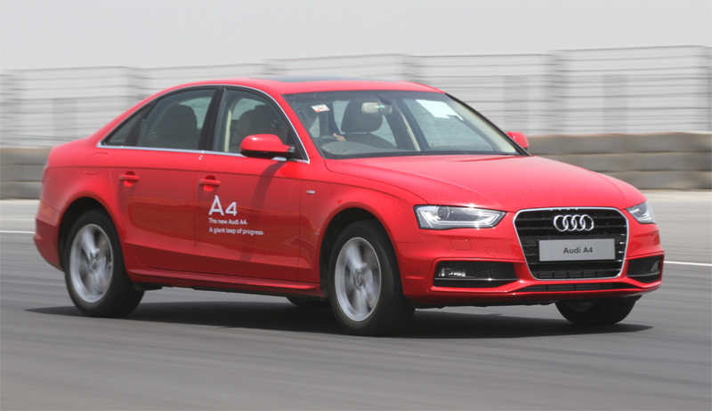 Audi India continues sales momentum with year-to-date growth at 37 percent