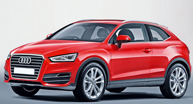Audi to launch Q2 this September