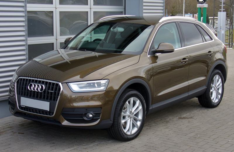 Audi Q3 clocks 400 bookings in first week of launch