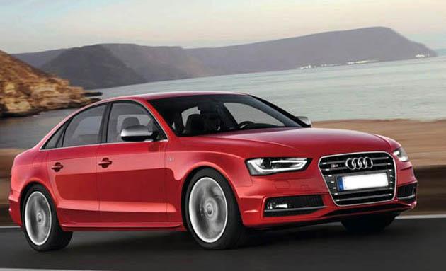 Audi S4 TFSi Review