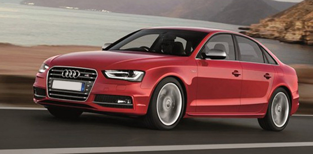 Audi S4 launched in India at Rs 4531000