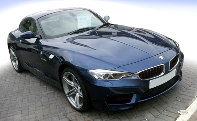 The BMW Z4 Roadster is set for a facelift