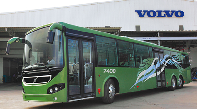 Bangalore Ready To Obtain High Capacity Volvo 7400XL Buses, Trials Begin