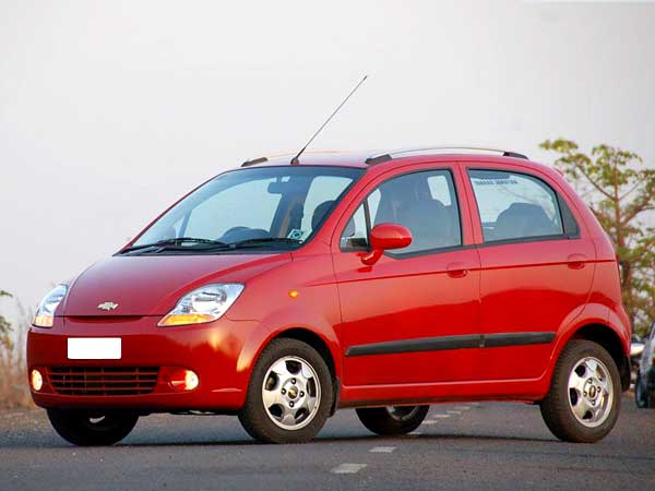 Chevrolet Spark facelift to be launched during Diwali