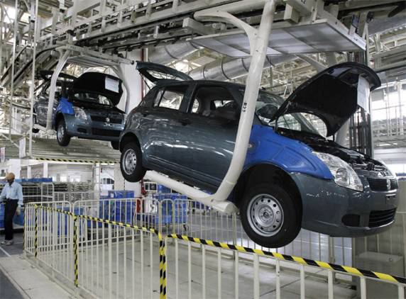 Demand slump hits production units; Petrol car productions on hold