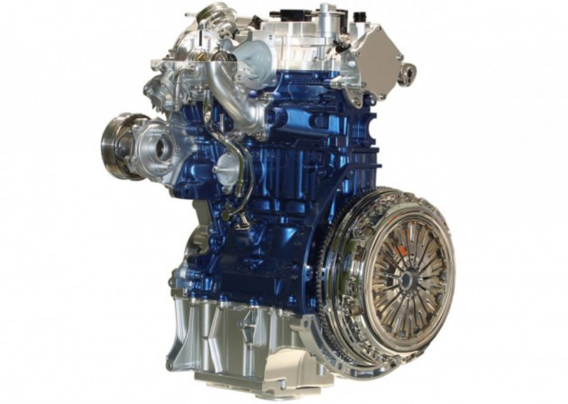 Ford 1.0-litre EcoBoost is 2012 International Engine of the year