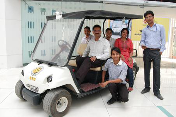 Engineering Students at LPU develop driverless car