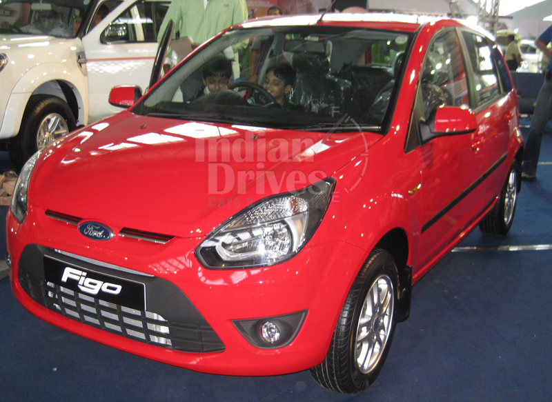 Facelift version of Ford Figo to arrive this Diwali