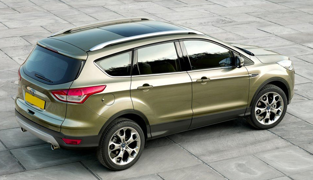 Ford Kuga has plans to arrive in India