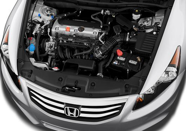 Honda Accord engine