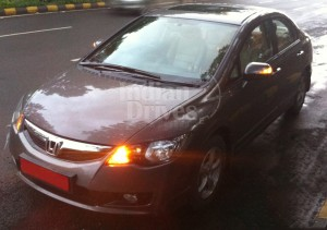 Honda Civic in India