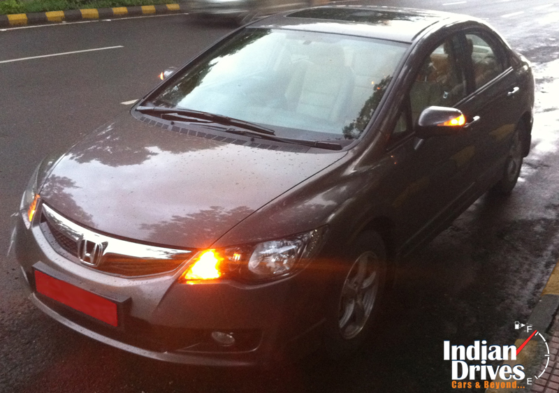 Honda Civic 2013 will arrive in India soon