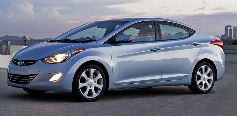 Hyundai Elantra Fluidic to launch in September