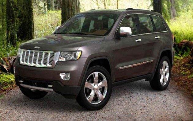 2 Jeep Models rolling towards India