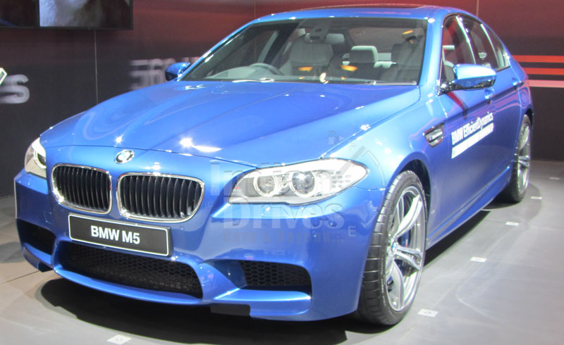 BMW M5 F10 TV Commercial: Essence of reality in virtuality