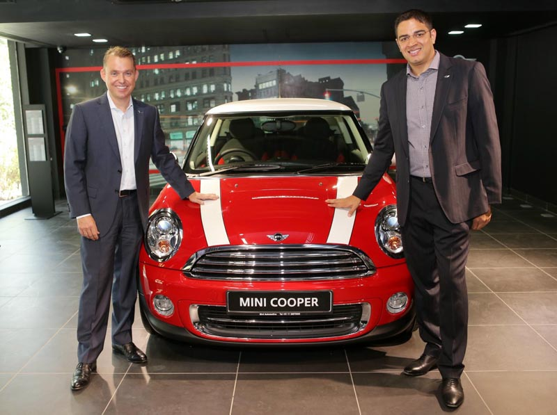MINI India Launched The Opening Of Bird Automotive