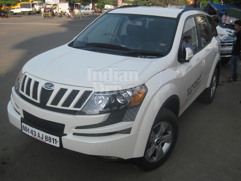 Mahindra XUV 500 booking recommences
