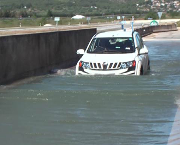 Mahindra XUV500 Passes ANCAP Test with Flying Colors