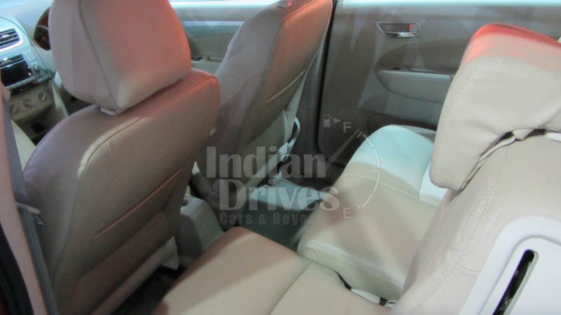 Maruti Suzuki Ertiga In India