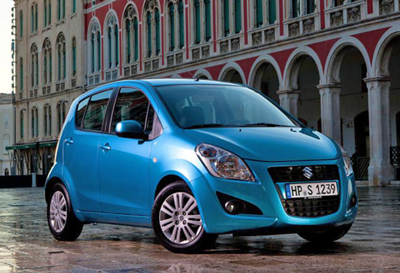 Facelift model of Maruti Suzuki Ritz launched in Europe