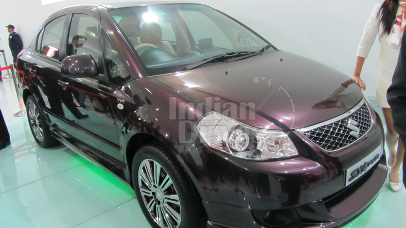 Maruti Suzuki SX4 Celebration Edition Introduced With Added Traitsand Discount .