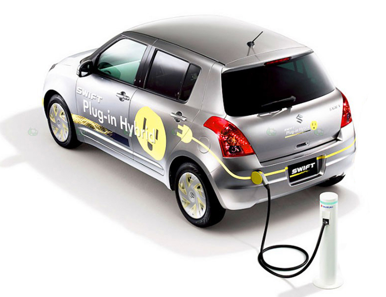 Suzuki's third generation Plug and drive Swift to be launched soon in Japan