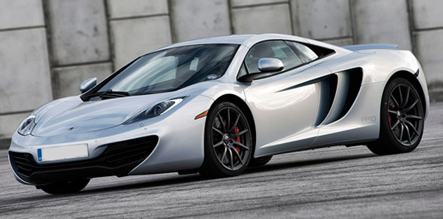 McLaren MP4-12C owners get power upgrade for free
