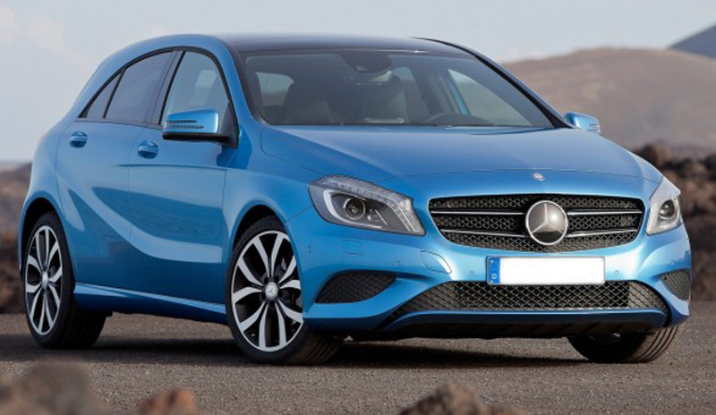 Mercedes Benz A Class To Hit the Markets in September