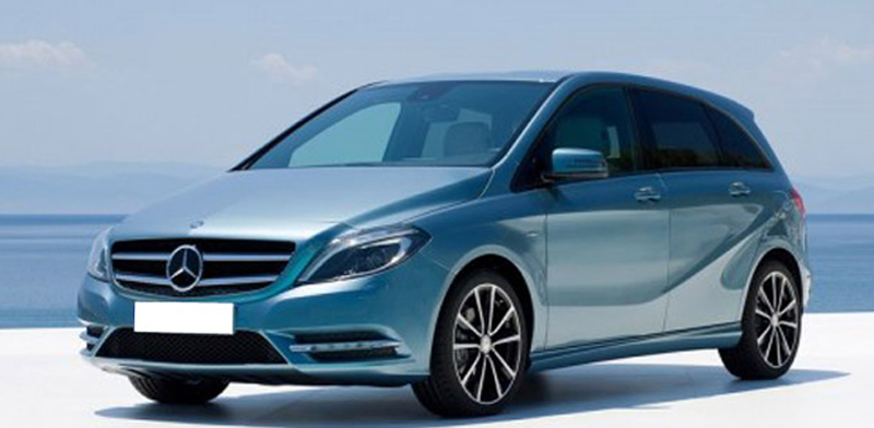 Mercedes Benz B Class to be launched before Diwali