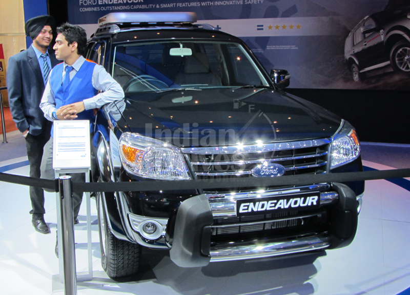 New Ford Endeavour to Hit Markets By August-September This Year
