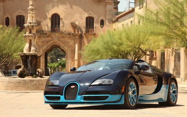 Next gen Bugatti Veyron to be a hybrid?