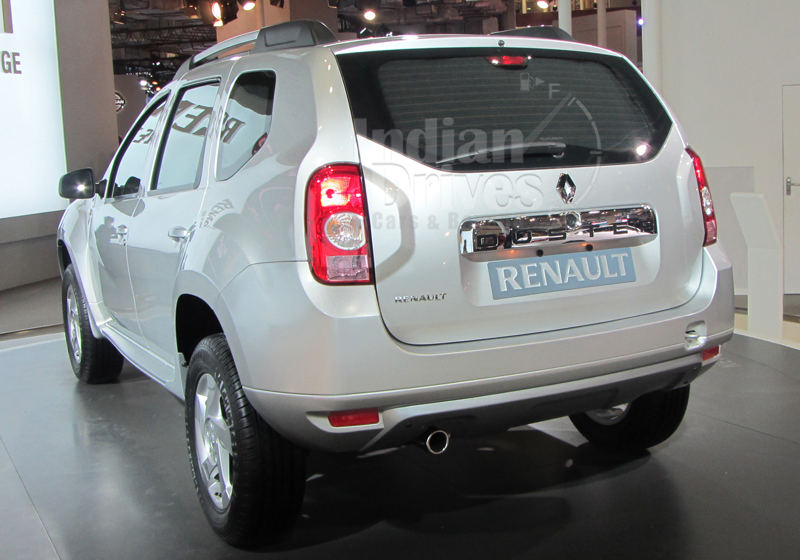 Renault Duster Specification Renault Duster in India