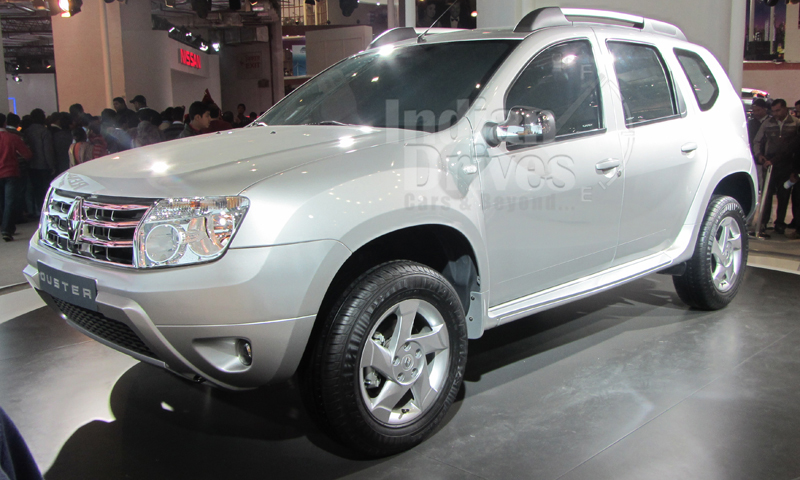 First phase of Renault Duster booking commences