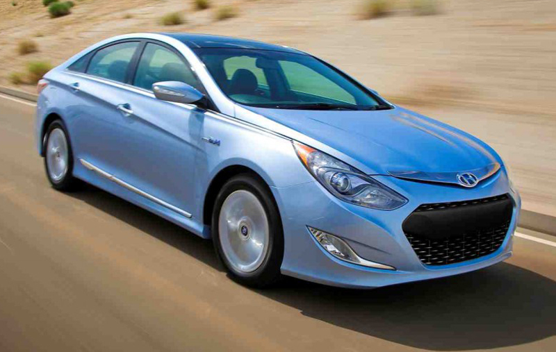 Lifetime battery warranty for Sonata Hybrids from Hyundai