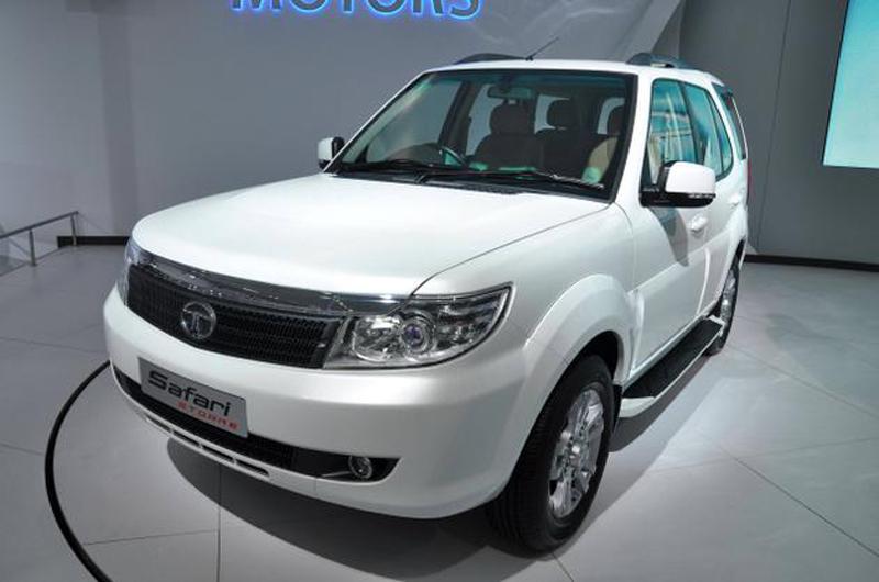 Tata Safari Launch next month; more details surface