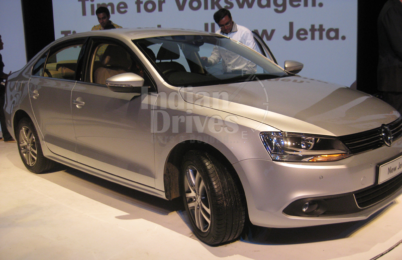 Volkswagen Jetta TSI launched for Rs.13.60 lakh