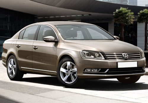 Volkswagen Passat in India