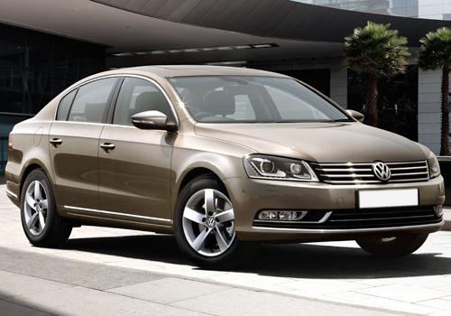 Volkswagen Passat in India
