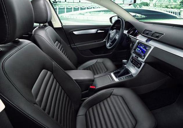 Volkswagen Passat Ergonomics