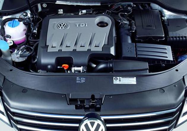 Volkswagen Passat engine