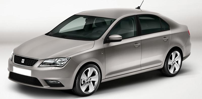 Volkswagen Vento & Skoda Rapid to get a sister sedan in 2013 Seat Toledo