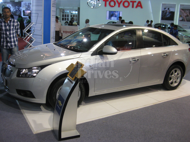 June 27th: The D-Day for 2012 Chevrolet Cruze Facelift