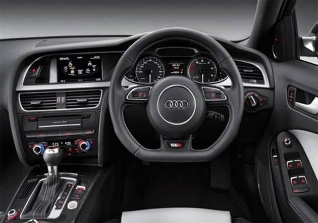 Audi s4 tfsi interiors