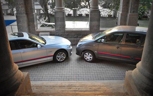 RnB: The best rental luxury on wheels
