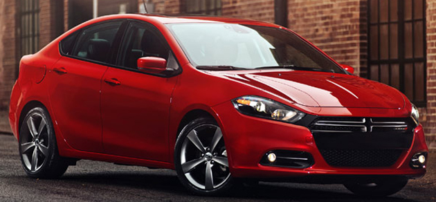 2013 Dodge Dart  A look before it hits showrooms