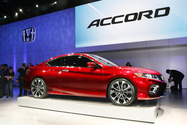 2013 Honda Accord Trim Levels and Traits Get Leaked